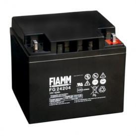 Batteria FIAMM AGM pannelli solari fotovoltaici 12V 27Ah FG22703