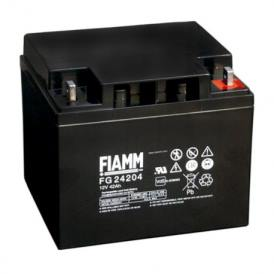 Batteria FIAMM AGM pannelli solari fotovoltaici 27 Ah FG22703
