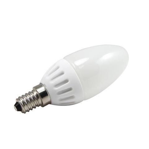 led light candle bulb e14 3w warm white 3000k color temperature 220vac. Black Bedroom Furniture Sets. Home Design Ideas