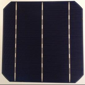 Mono Solar Cell 6x6 In 156x156 Mm A Grade 3 Bus Bars 4