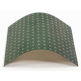 """Solar cell Mono 6""""x5"""" ( 156X135 mm ) A-grade"""