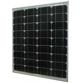 Pannello solare monocristallino 50W 12V