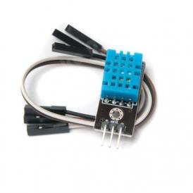 DHT11 Digital Temperature and Humidity Sensor Module