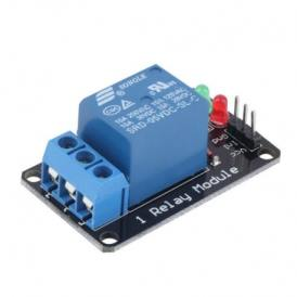 1 channel 5V relay module with leds