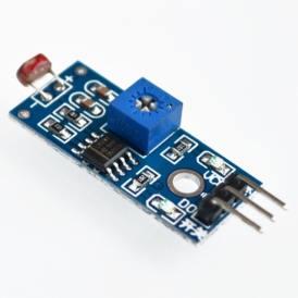 3 pin Photosensitive sensor module Photoresistor LDR