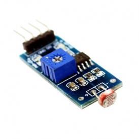 Modulo Sensore Fotosensibile 4 pin Fotoresistenza LDR