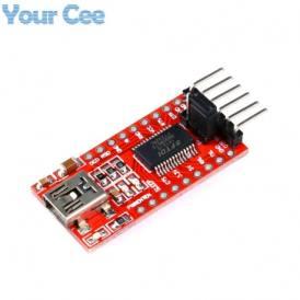 Modulo Interfaz FT232RL para Arduino Pro Mini