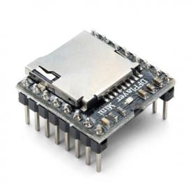 Modulo Mini MP3 Player para Arduino