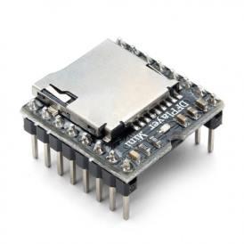 Modulo Mini MP3 Player per Arduino