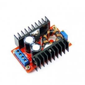 150W DC-DC Boost Converter 10-32V to 12-35V 6A Step Up