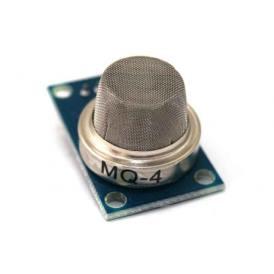MQ-4 Modulo Sensore Gas Naturale Metano