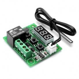 Modulo Sensore di Temperatura con Display Digitale XH-W1209 Programmabile