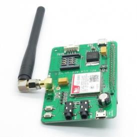 Modulo SIM800 GSM GPRS plataforma da desarrollo para Arduino
