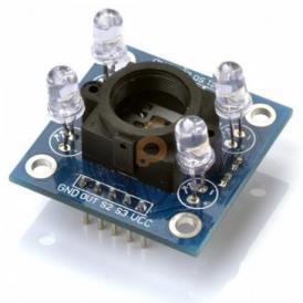 Modulo TCS3200 Sensor da Color