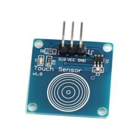 Modulo Sensor TTP223B Touch Sensor Interruttore para Arduino