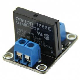Arduino 1 Channel Solid Relay Module