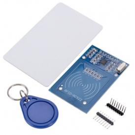 Arduino RC522 RFID module 1set with white and blue card