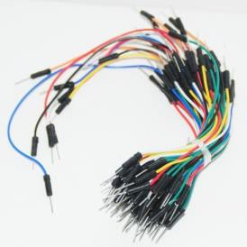 65 pack Breadboard Jumpers wire