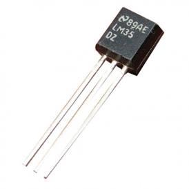 LM35DZ Temperature Sensor component