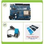 Kit base controllo remoto Temperatura e Umiditá