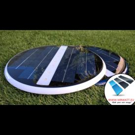 Underwater solar light.light up your pool fountain or pond thanks to solar energy.Only 5 minutes to install without expensive m