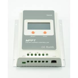 Regulador de carga Regolatore di carica MPPT 10A 12/24V TRACER 1210A con display LCD