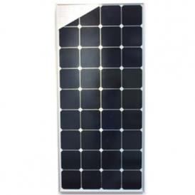 Pannello solare fotovoltaico 125W 12V Celle SUNPOWER SLIM