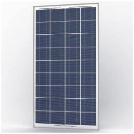Pannello solare fotovoltaico Policristallino 125W 12V