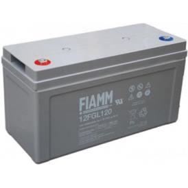 Batteria FIAMM AGM pannelli solari fotovoltaici 120Ah [12FGL120]
