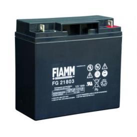 Batteria FIAMM AGM pannelli solari fotovoltaici 18Ah [FG21803]