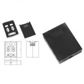 Scatola di giunzione per pannello solare 6,5A semplice