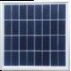 Mini PET solar panel monocrystalline with USB charger 360X180 mm