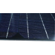 Mini polycrystalline solar module size 240X240 mm made in glass with aluminum frame 8800mV 7W power