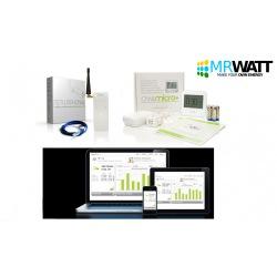 Medidor de potencia en tiempo real inalámbrico OWL Micro Plus TSE009-002 Instalación simple