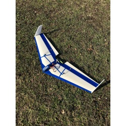 RC Airplane All wing model Endurance 1000mm only structure