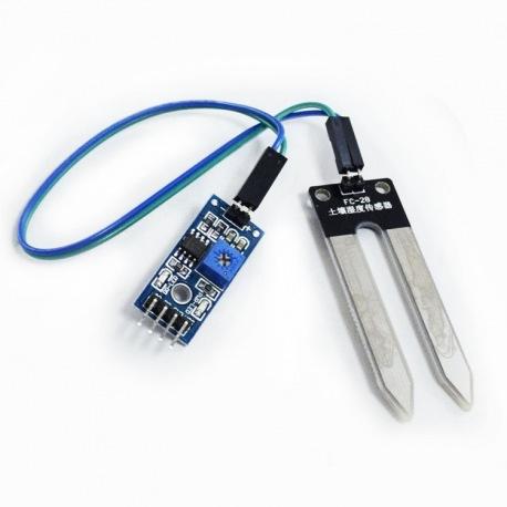 Modulo Igrometro Sensor da Humedad del Suelo