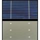 "Celula solar Policristalina 3""x6"" ( 76x156 mm ) A-Grade 2BB (Bus bar)"