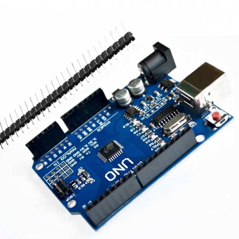 Arduino Uno Rev3 With Microcontroller Atmega328 100