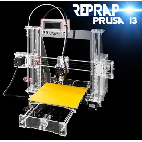 KIT IMPRESORA 3D PRUSA I3 sunhokey S508