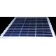 MINI panel solar de cristal de tipo monocristalino de 210X210mm 18V a 6W de potencia