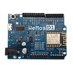 Tarjeta WeMos D1 R2 WiFi ESP8266 para desarrollo y Prototipacion