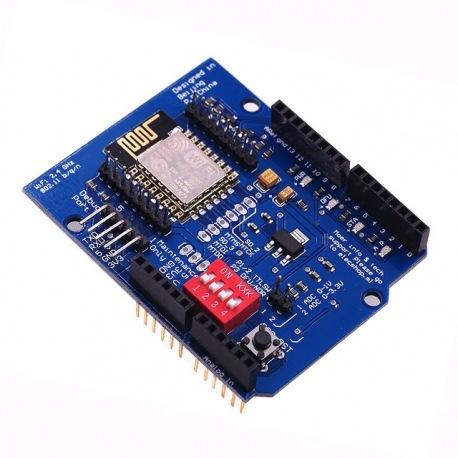 ESP8266 Web Sever serial WiFi Expansion Board ESP12E