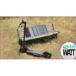 Pannello solare Sunpower 54W 45V pieghevole portatile per la ricarica di monopattini elettrici Xiaomi M365 e Ninebot ES1 ES2 ES4