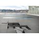 Suelo fotovoltaico plug and play. Azulejo solar transitable 500x500x8mm de color