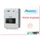 Kit fotovoltaico 1100W Plug and Play CE-021 per autoconsumo per appartamento Inverter ZCS1100TL