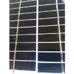 Mini panel solar monocristalino vidrio 130X130 mm