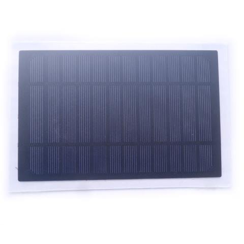 Mini panel solar monocristalino pet 100x70 mm for Panel solar pequeno