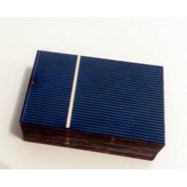 """cèlula solare 2""""x3"""" ( 52X76 mm ) A-grade a 1 bande"""