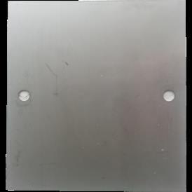316L steel neutral plate 160X170 mm for DIY HHO Hydrogen Generator
