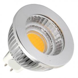 Faretto Led MR16 5W bianco caldo 12V